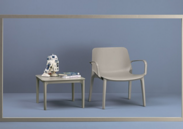 La collection ARGO lounge de Scab design