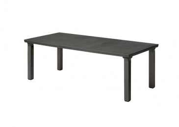 Nouveau la table TRIPLO de SCAB outdoor